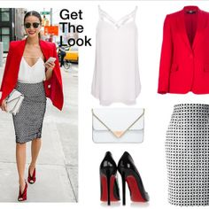 Get the Look : Jamie Chung