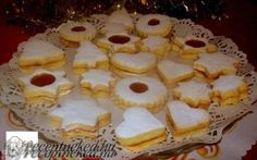 Érdekel a receptje? Kattints a képre! Holidays And Events, Christmas Cookies, Waffles, Bakery, Xmas, Breakfast, Pork, Hungary, Xmas Cookies