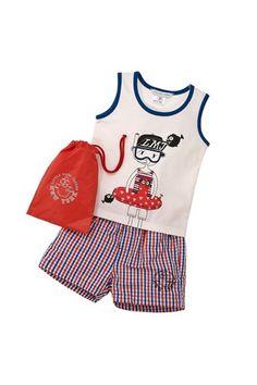 Little Marc Jacobs Boys Gift Set