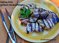 Get ready for some delicious, tender, flavorful chicken! Our Honey Lime Grilled Chicken Thighs are a wonderful addition to any grillers repertoire!