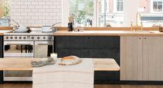 Sebastian Cox   deVOL Kitchens and Interiors Beautiful Kitchens, Beautiful Homes, Devol Kitchens, Urban Rustic, Cox And Cox, Stylish Kitchen, Subtle Textures, Comfort Zone, Solid Oak