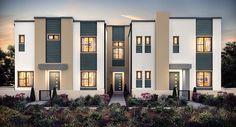 Lanterns at Parasol Park. Townhomes. Real Estate. Irvine. Orange County. Southern California. New Home.