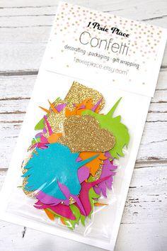 Unicorn+Rainbow+Glitter+Confetti++Table+confetti+by+1PixiePlace
