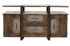 Fotos. Watson. Muebles de estilo industrial para oficinas.