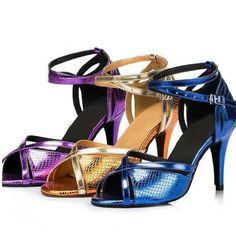Bachata Dance, Salsa Bachata, New Shoes, Shoes Heels, Heeled Sandals, Salsa Shoes, Ballroom Dance Shoes, Salsa Dancing, Ladies Party