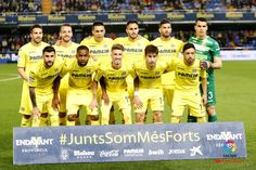Equipos de fútbol: VILLARREAL contra Athletic Club de Bilbao 07/04/2017