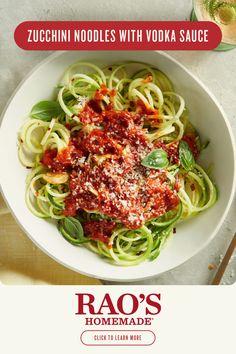Tasty Vegetarian Recipes, Heart Healthy Recipes, Vegetable Recipes, Whole Food Recipes, Diet Recipes, Pasta Alternative, Healthy Meal Prep, Healthy Snacks, Healthy Eating