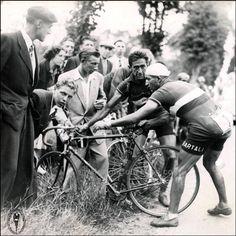 Gino Bartali 1950 Tour de France, Stage 4