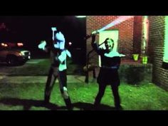 The Clone Wars Gangnam Style at trunk or treat!! #ThinkGeekoween