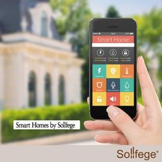 smart homes are the future of your residence get smart today with sollfege technology