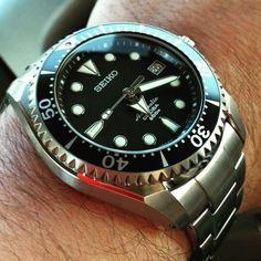 Seiko Automatic Watches, Seiko Watches, Seiko Mod, Seiko Diver, Citizen, Omega Watch, Bracelet Watch, Watches For Men, Amazing