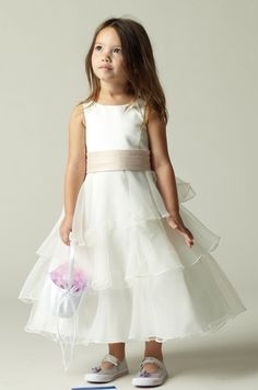 Seahorse by Watters Flower Girl Dresses | Bridal Reflections