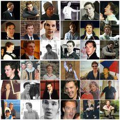 Fifty Shades of Benedict Cumberbatch