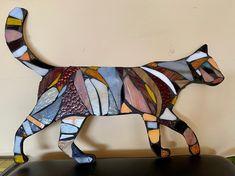 Mosaic Art, Mosaic Glass, Glass Art, Mosaics, Stained Glass Patterns Free, Wall Sculptures, Glass Panels, Custom Framing, Rustic Decor