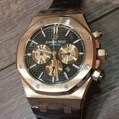 🔥🔥AUDEMARS PIGUET ROYAL OAK CHRONOGRAPH 41MM ROSE GOLD BROWN DIAL NEW MODEL🔥🔥 #fresh #fire 🔥 #babilwatches at Hilton Adana #bağdatcaddesi #dubai #berlin #rolex #omega #hublot #breitling #iwc #watchporn #watch #luxury #fashion #style #menstyle #class #menwithstyle #menwithclass #panerai #vacheronconstantin #audemarspiguet #royaloak #chronograph 41mm #rosegold #gold #goldwatch #newmodel #brown dial