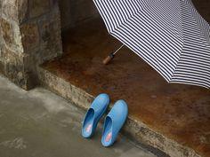 Okabashi keeps your feet comfy, rain or shine.  $19.99