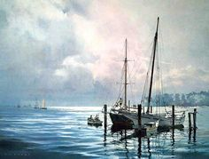 Weather uncertain - by Carl G Evers