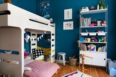 Etagenbett Für Zwei Kinder : Spielbett hochbett schreibtisch ziggy kindermöbel debe style de