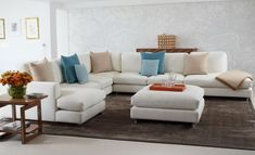 Our latest fabric sofa set designs 2019 can make your home - especially living room, look more beautiful and comfortable. Imagine how if a living room without a Room Furniture Design, Sofa Furniture, Living Room Furniture, Furniture Ideas, Sofa Set Designs, Diy Design, Design Ideas, Small Sectional Sofa, Couches