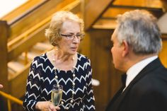Mrs Vivien Laird at the Old Eleans Club Annual Dinner 2016