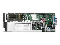 Hp 634969-b21 Proliant Bl465c G8- 1x Amd Opteron 16-core 6276-23ghz 16gb Ddr3 Sdram 2sff Hot-plug Hdd Bays One Hp Flexfabric 10gb 2-port 554flb Flexiblelom Hp Smart Array P220i Controller With 512mb Fbwc Raid 01 Blade Server