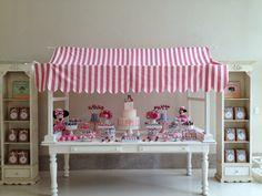 Bella_Fiore_Decoração_festa_confeitaria_minnie_rosa Bella_Fiore_Decor_party_confectionery_minnie_pink
