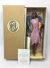 CED Doll Klub Club Afrikan Colin Dehan Box Signed J Douglas James #50 of 250