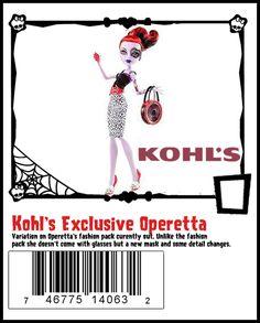 Kohls Exclusive Operetta