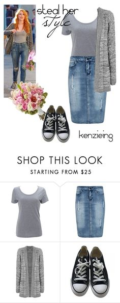 """""""Steal Her Style-Bella Thorne"""" by kenzieingersoll ❤ liked on Polyvore featuring Simplex Apparel, Boohoo, WearAll, Converse, StreetStyle, Stealherstyle, modestishottest, BellaThorne and ApostolicFashion"""