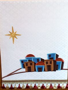 Epiphany paraments  Bethlehem and star