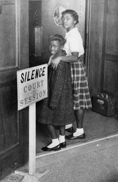 Beneva Williams Nyamu was only 14 in 1956 when she attempted to enroll at McReynolds Jr High. Despite the U.S. Supreme Court's Brown vs. Topeka ruling overturning separate but equal schools , Nyamu was turned away at the school office.  Delores Ross, 9, and Beneva Williams, 14, became plaintiffs in a lawsuit. HISD reached an out-of-court settlement with the NAACP and the Mexican-American Legal Defense and Educational Fund in 1984.