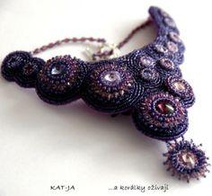 Kat-ja ... a korálky ožívají - Fotoalbum - Korálkové tvoření - Autorský šperk - Pokušení II