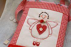 red angel bag by dutch blue, via Flickr