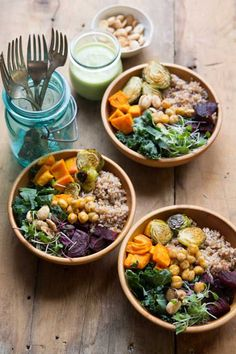 5 Superfood Salads to Make This Week | The Preppy Post Grad