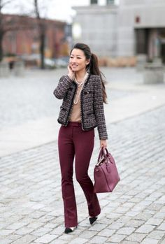 10 Professional Work Outfits Ideas for Women to Try