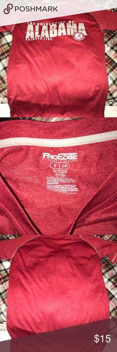 alabama crimson tide dri fit tshirt adult small. work once. still looks brand new. Shirts Tees - Short Sleeve