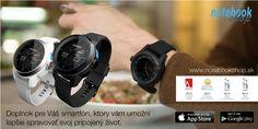 COOKOO watch - Zostaňte v spojení kedykoľvek a kdekoľvek s hodinkami COOKOO, ktoré rozšíria možnosti vášho smartfónu a pomôžu Vám lepšie spravovať svoj pripojený život.