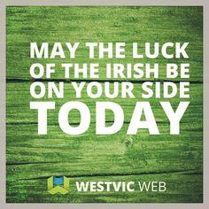 HAPPY #STPATRICKSDAY  #Warrnambool #Koroit #PortFairy #Portland #Hamilton #Horsham #Colac #GreatOceanRoad #Victoria #Australia #WestVicWeb by westvicweb