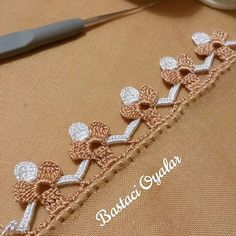 Crochet Borders, Crochet Lace, Needle Lace, Hair Accessories, Tvs, Beauty, Jewelry, Craft, Crochet Edgings