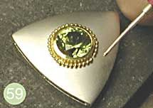 Professional Jeweler Archive: A New Technology to Manufacture Jewelry with Granulation, Bead by Bead, Part 4