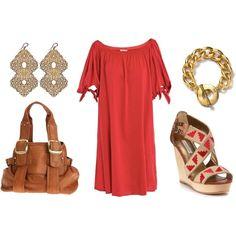 Summer Brick Red