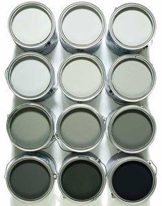 shades of grey.