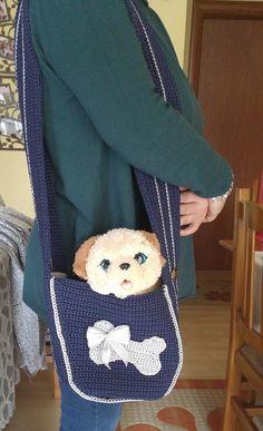 Dog Transport, Pet Bag, Crochet Shoulder Bags, Comfortable Pillows, Pet Names, Little Dogs, Your Pet, Puppies, Pets