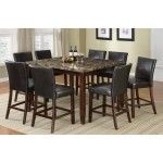 Poundex Furniture - 9 Piece Dining Room Set - F2315/F1152-9SET  SPECIAL PRICE: $879.00