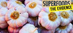Is garlic a superfood? - NHS Choices