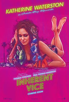 Inherent Vice - Poster Series