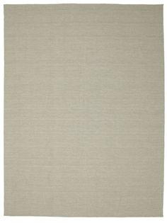 Kelim loom - Hellgrau / Beige 300x400