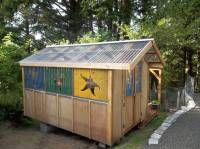 oregon garden sheds greenhouses outbuildings and more by affordable space dans structures pinterest