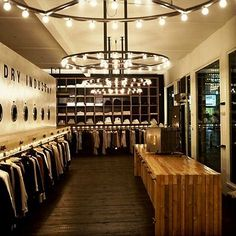 Laundy Industry store A'dam