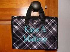cute saying  for Timeless beauty bag by Thirty One Gifts :)